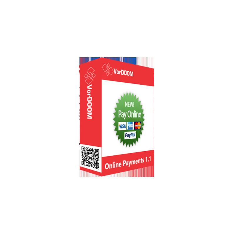 vTiger Online Payment Extension | VorDOOM vTiger CRM Russian Team +7 (499)  403-15-23