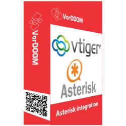 vTiger & Asterisk Integration